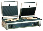 Kontakt grill 835x385x220 | ROLLER GRILL DOUBLE PANINI