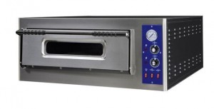Piec do pizzy KITCHEN LINE 4 (1-poziomowy)  | HENDI 226773