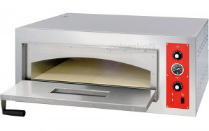 Piec do pizzy 4 fi 360 mm | STALGAST 781010