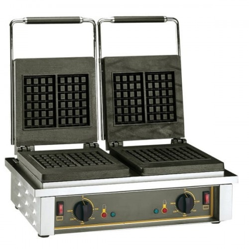 Gofrownica 550x440x230 | ROLLER GRILL GED 20