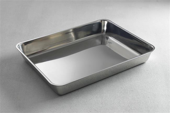 Poważnie Pojemnik na mięso - stalowy 310 x 240 x 48 mm | HENDI 508206 MH29